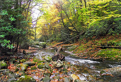 Photograph - Courthouse River In The Fall 4 by Duane McCullough