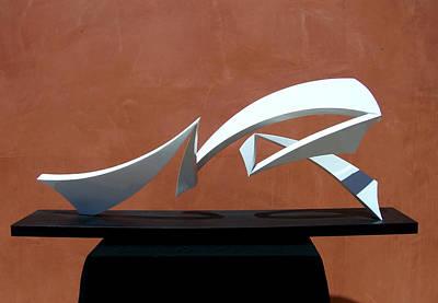 Sense Of Movement Sculpture - Courtship Of Amphitrite by John Neumann