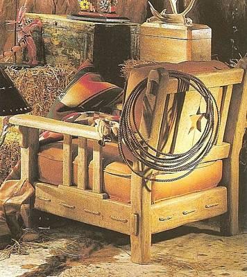 Cowboy Chair Original