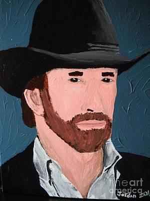 Cowboy Original by Jeannie Atwater Jordan Allen