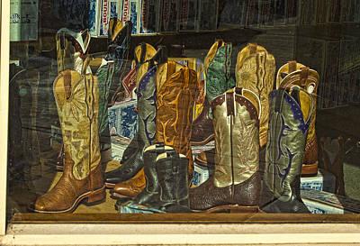 Cowboys Heaven Art Print