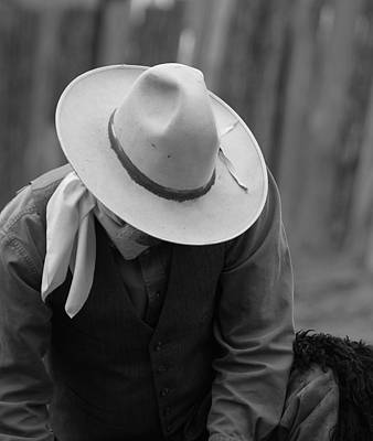 Photograph - Cowboys Signature by Diane Bohna