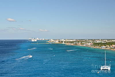 Photograph - Cozumel Mexico by Carol  Bradley