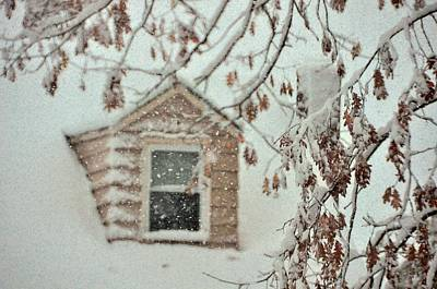 Photograph - Cozy Cottage by JAMART Photography