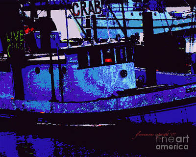 Digital Art - Crabs For Sale by Glenna McRae