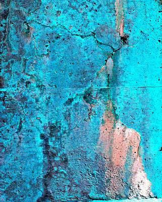 Marcia Lee Jones Photograph - Crack In The Veil by Marcia L Jones