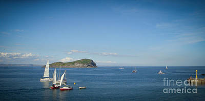 Photograph - Craigleith Island by Yvonne Johnstone