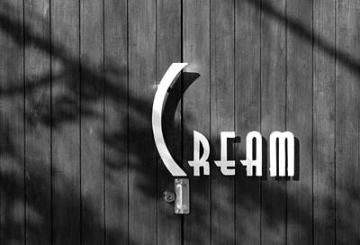 Photograph - Cream by Jeannette Hunt