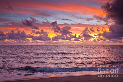 Photograph - Crimson Sunrise by Susan Cole Kelly