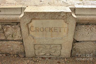 Photograph - Crockett by Carol Groenen