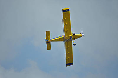Photograph - Cropduster 2 by Teresa Blanton
