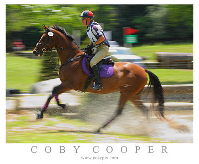 Photograph - Cross Country by Coby Cooper