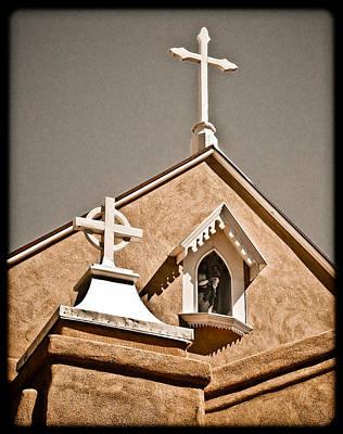 Photograph - Cross Gable by Mark Forte