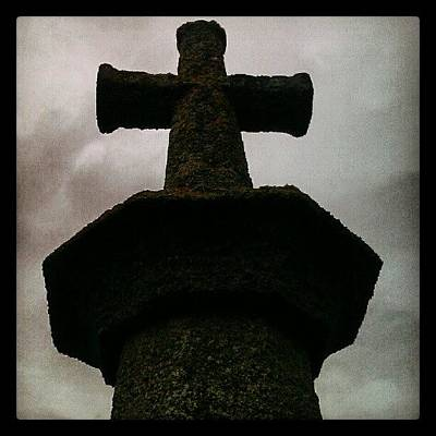 Icon Photograph - #cross #icon #crusafix #monument by Kevin Zoller