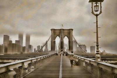 Photograph - Crossing Over by Joann Vitali