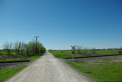 Photograph - Crossroads by Robyn Stacey