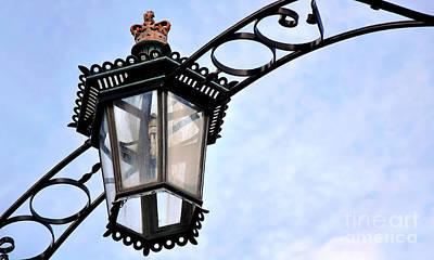 Photograph - Crowned Lantern by Kaye Menner