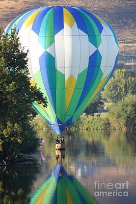 Cruising The River Art Print by Carol Groenen