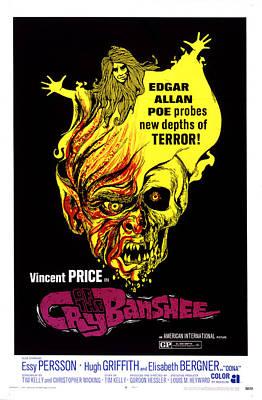 Cry Of The Banshee, 1970 Art Print