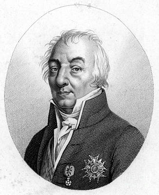 Cte Claude Louis Berthollet (1748-1822). French Chemist. Stipple Engraving, French, Early 19th Century Art Print by Granger