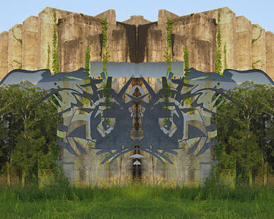 Cube Paintings Art Print by Michele Caporaso
