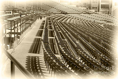 Photograph - Cubs - Yankees World Series by David Bearden