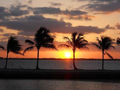 Photograph - Cudjoe Sunrise by Clara Sue Beym
