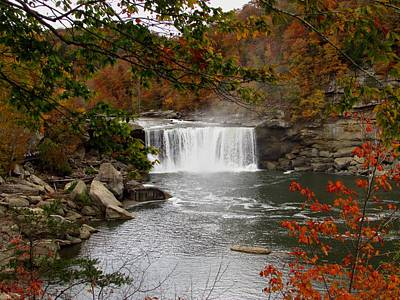 Cumberland Falls 2 Art Print