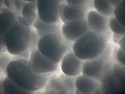 Photograph - Cumulus Ridiculus by Ross Odom
