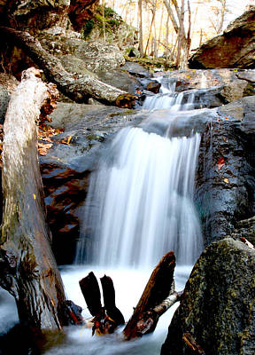 Photograph - Cunningham Falls by Van Corey