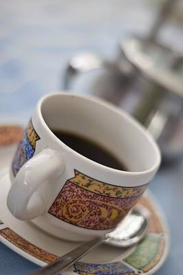 Cup Of Coffee Art Print by David DuChemin