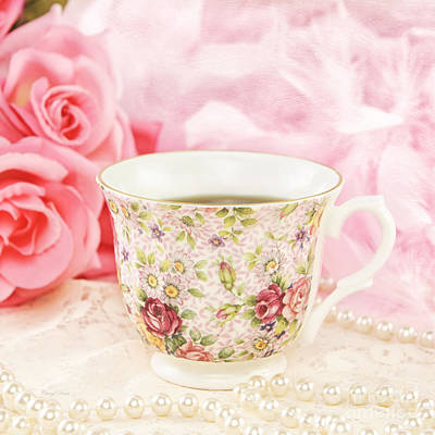 Photograph - Cup Of Tea by Cheryl Davis
