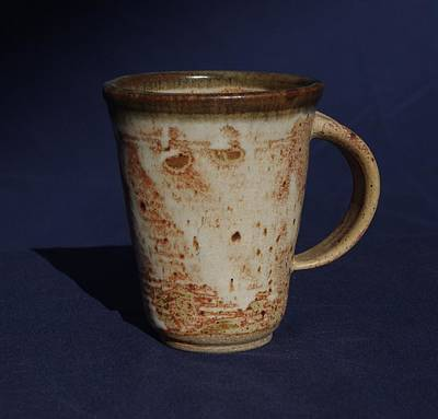 Ceramic Art - Cup by Rick Ahlvers