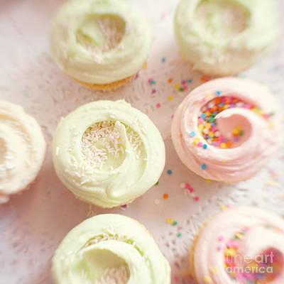 Photograph - Cupcakes by Kim Fearheiley