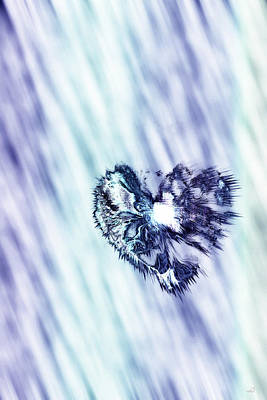 Digital Art - Cupid's Heart by Linda Sannuti