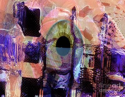 Digital Art - Curiosity by Fania Simon