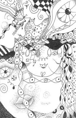 Curiosity Art Print by Helena Tiainen