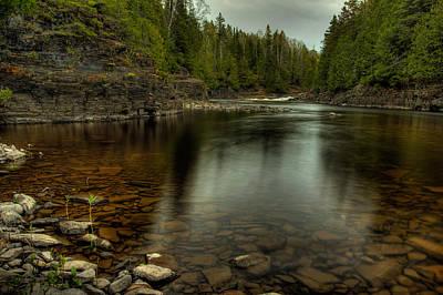 Current River Photograph - Current River I by Jakub Sisak