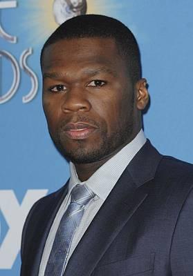 50 Cent Photograph - Curtis Jackson, Aka 50 Cent by Everett