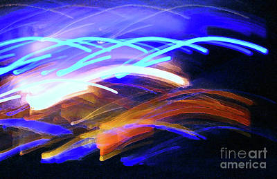 Curvaceous Color Original by Photographs In Motion