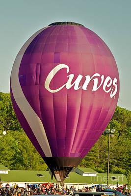 Photograph - Curves by Mark Dodd