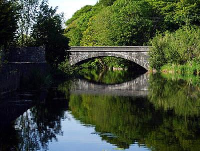 Cusack Photograph - Cusack Road Bridge Ennis by William Kilty