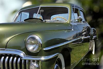 Custom Automobile Photograph - Custom Desoto Car by Sophie Vigneault