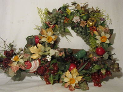 Custom Wreath Original by HollyWood Creation By linda zanini