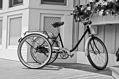 Cycle Art Print by Betsy Knapp