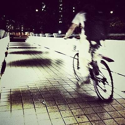 Cycling Photograph - #cycling by Goh Yam Hwee