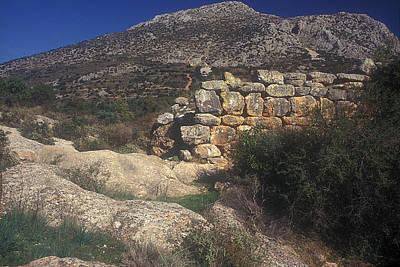 Stocktrek Images - Prehistoric bridge by Andonis Katanos