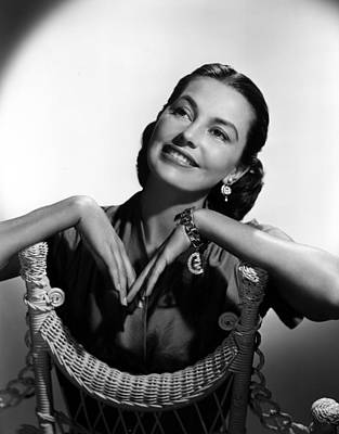 Charisse Photograph - Cyd Charisse, 1952 by Everett