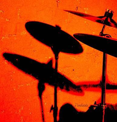 Photograph - Cymbalic by Chris Berry
