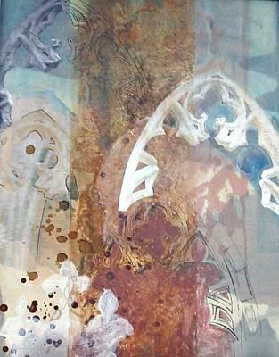 Cyprus Iv Art Print by Sarah Kemp